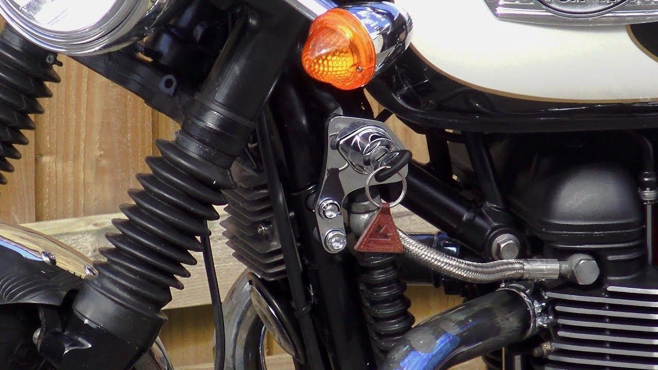Custom Triumph Bonneville T100 Pdp Pt10 Ignition Rectifier