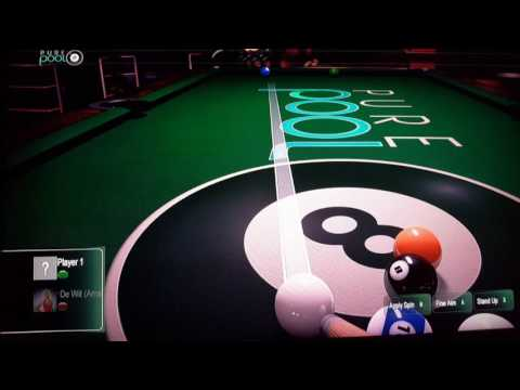 """""""PURE POOL HD."""" A GAME-NINJA EXCLUSIVE GAMEPLAY EXPERIENCE 
