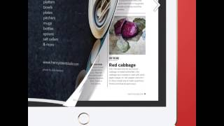 Flip out over the #newissuu page flip