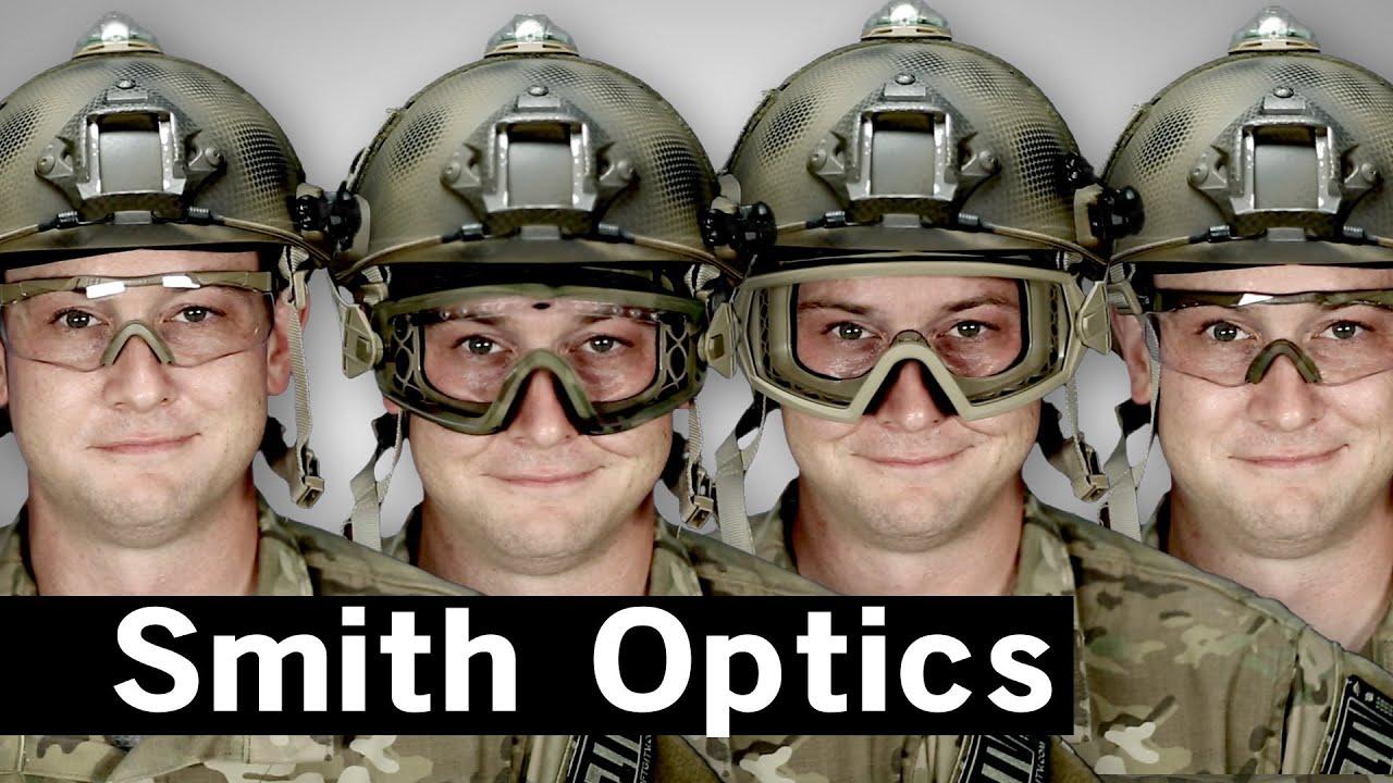 Airsoft Gi Smith Optics Elite Goggles And Shooting