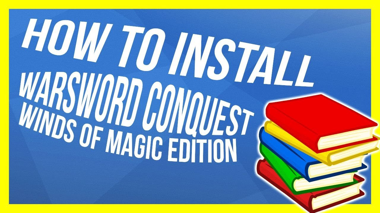 How To Install Warsword Conquest Winds Of Magic Edition Warband Mod Tutorial Youtube