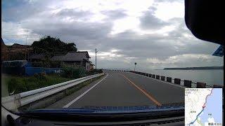 【車載】国道249号 西岸駅~穴水駅