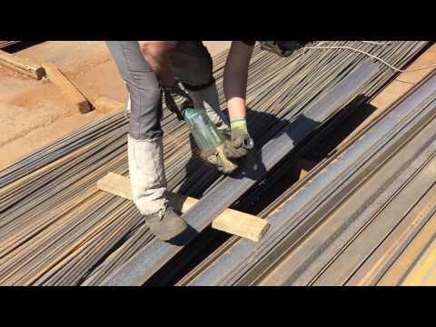 Видео Труба квадратная 100х100 одинцово