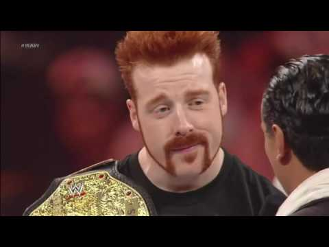 WWE RAW 4/2/12 (After WM28) Chants & Pops