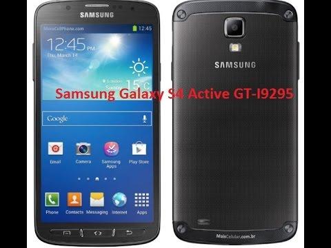 Como fazer Root no Samsung Galaxy S4 Active GT I9295