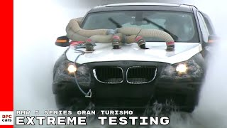 BMW 5 Series Gran Turismo Extreme Testing