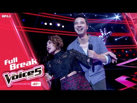 Blind Auditions - Full - (สำรอง) - วันที่ 02 Oct 2016 Part 6/6