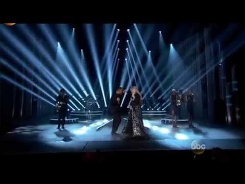 Meghan Trainor & John Legend Live - Billboard Music Awards 2015
