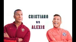 stefan kramer cristiano vs alexis copa confederaciones 2017
