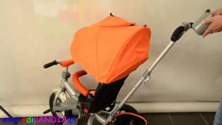 Детский велосипед  T-400 CROSSER