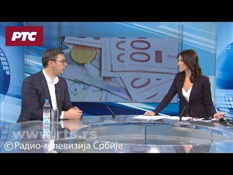 Vučić za RTS: