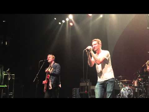 The Gaslight Anthem feat. Frank Turner - Great Expectations (London 29.8.15)