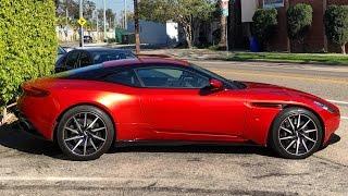 Aston Martin DB11 - One Take