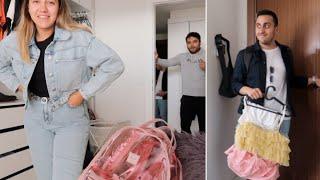 RESMEN KAOS! BEN BOŞUNA DEMİYORUM   Günlük Vlog 70
