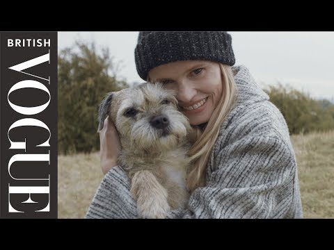 Step Inside Lara Stone's Off-Duty World | Model Diaries | British Vogue