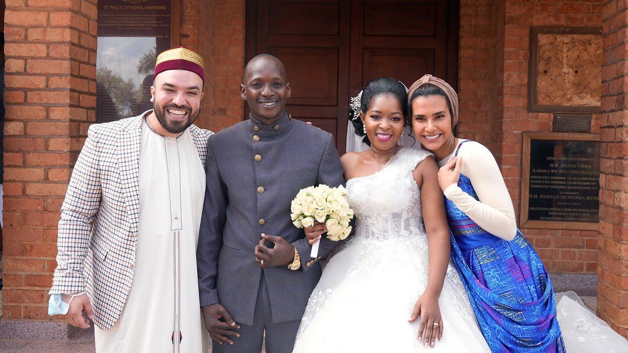 A Wedding In Uganda!