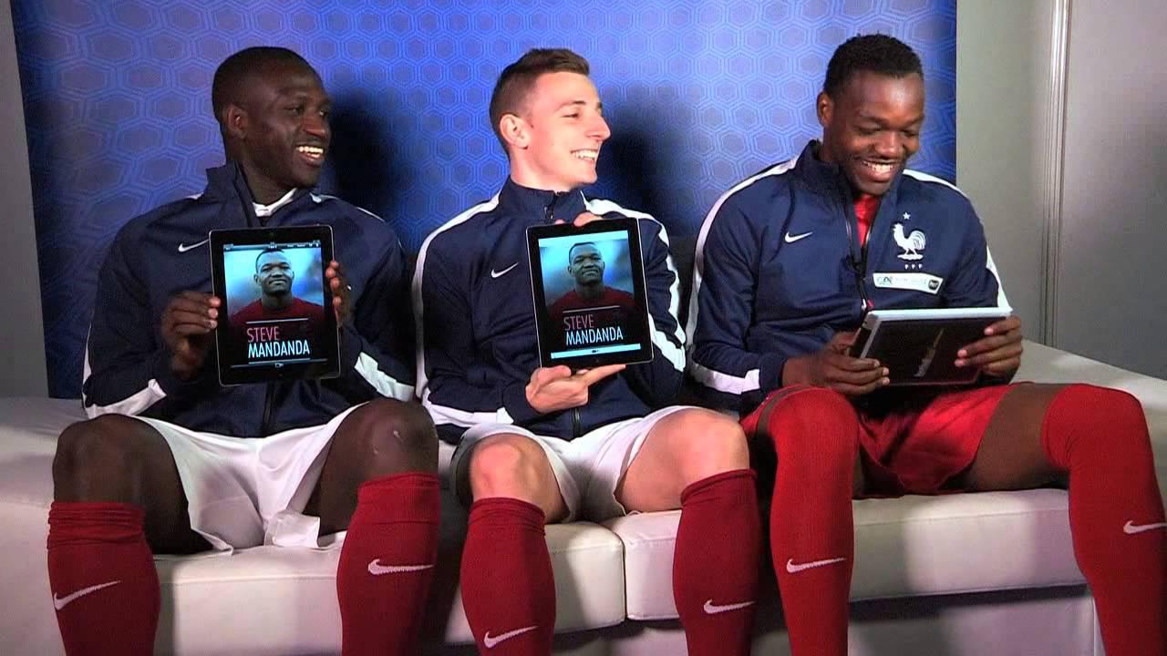 Les Questions Décalées avec l'équipe de France masculine de Football - Episode 3