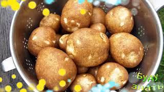"""САМАЯ полезная картошка - """"В МУНДИРЕ"""""""