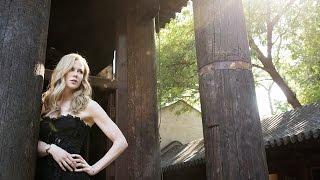 OMEGA and Nicole Kidman in Beijing
