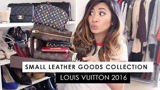 HIGHLY REQUESTED!! LOUIS VUITTON SLG Collection 2016!