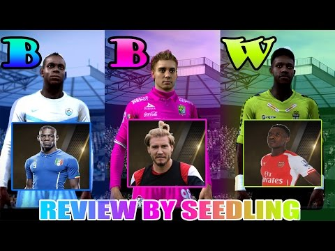 FIFA Online3 - Review นักเตะสบายๆ #BBW 3มหาเทพระเบิดประตู