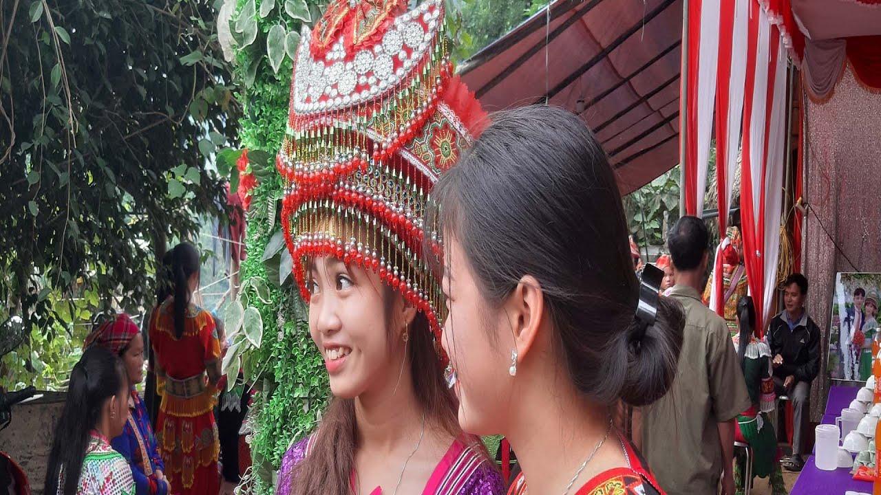 Đám Cưới Người Hmong Bắt Gặp 2 Em Chưa 18 Làm Các Anh Trai Bản Quên Hết Nối Về