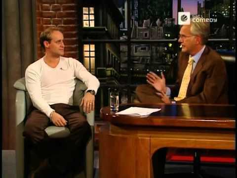 Jürgen Vogel bei Harald Schmidt Show - 31.10.2002