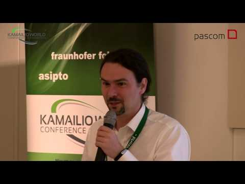 Kamailio World 2015 - Dennis P. Kersten - Lightning Talk – VoIP Lab