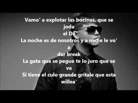 Suena la alarma farruko ft. daddy yankee nuevo 2014 (letra)