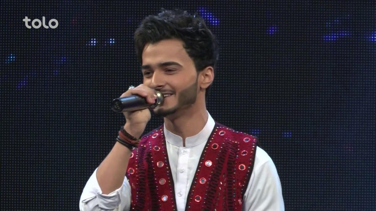 وسیم انوری - اعلان نتایج ۶ بهترین - یار از بدخشان آمد / Wasim Anwari - Yar Az Badakhshan Amad