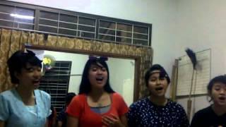 PSM GBS hero mariah carey vocal group(hero team for sumpah dokter practise., 2012-07-18T12:29:18.000Z)
