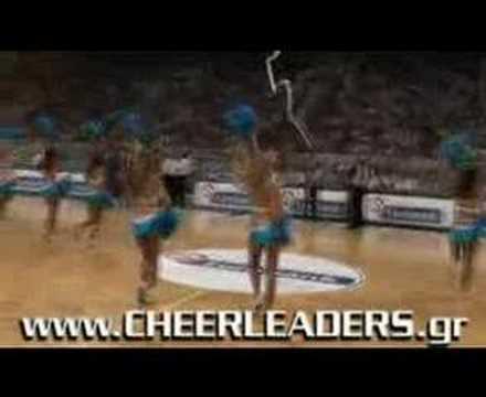 Hellenic Cheerleaders
