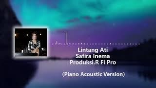 Download Lintang Ati- Safira Inema (Official Music Audio) Accoustic Piano