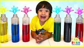 Ryan Learning Colors For Toddlers With 1 Hours Color Video For Children!!!