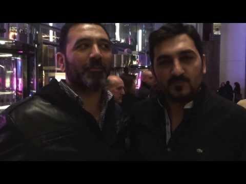 Taksim Trio Konseri Sonrası; Tarık Ceran Ve Altan Çetin'in Yorumu @ Zorlu Center PSM