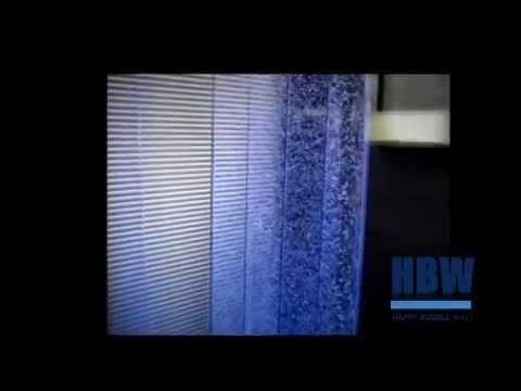 Fuente pared de burbujas fuentes happy bubble wall h b w - Fuente de pared ...