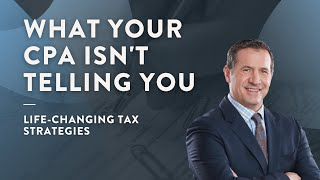 What Your CPA Isn't Telling You! | Mark J Kohler LIVE |