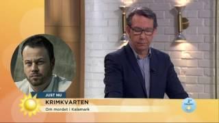 Huvudvittne anhölls för medhjälp i Kalamarksmordet - efter 13 år  - Nyhetsmorgon (TV4)