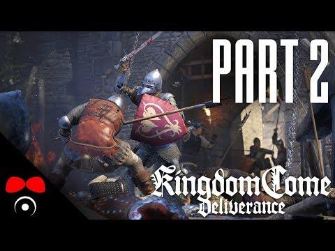 PRVNÍ KRADENÁ ZBROJ!   Kingdom Come: Deliverance #2