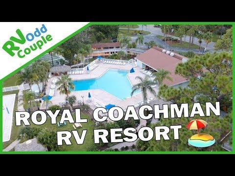 Royal Coachman Review, Nokomis, Florida RV Resort – Top RV Parks To Visit