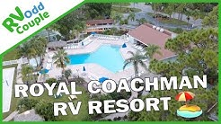Royal Coachman Review, Nokomis, Florida RV Resort – Top RV Parks to Visit