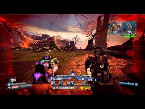 Borderlands 2 head hunter dlc ravenous wattle gobbler fight |