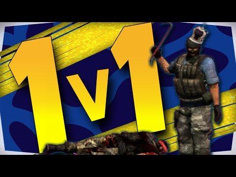 TTT 1V1 - Gmod Trouble In Terrorist Town Funny Moments!