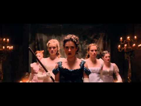 PRIDE AND PREJUDICE AND ZOMBIES - Official Trailer #1 (2016) HD