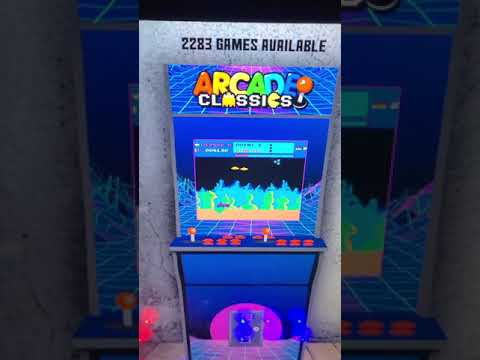 arcade1up street fighter upgrade X2 from J M Arcades