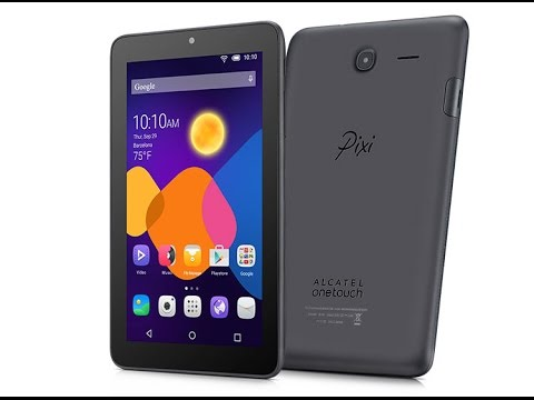 Alcatel one touch pixi 3 10 1