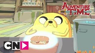 Das sandwich perfekt von Jake | Adventure Time | Cartoon Network