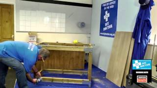 How To Build A Work Bench Using The Simpson Strong Tie Workbench Kit