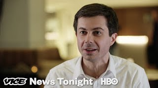 Mayor Pete Buttigieg Doesn't Think He's Too Young To Be President