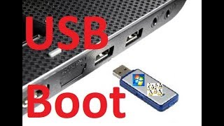 Jak vytvořit bootovací usb (cz) / Boot window usb flash disk
